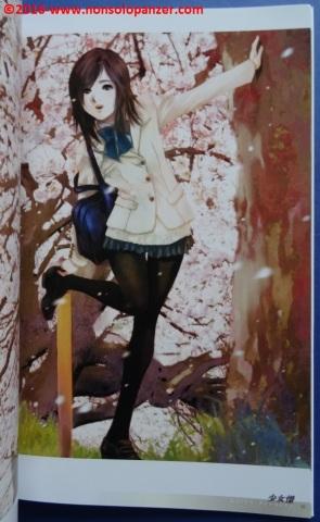 08 Mikimoto Artworks Girls Scenery