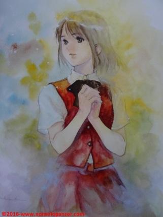 10 Mikimoto Artworks Girls Scenery