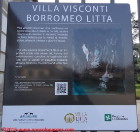 13 Villa Visconti Litta Lainate