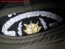 13 ZEON MILITARY APOLLO CAP MOSS - COSPA