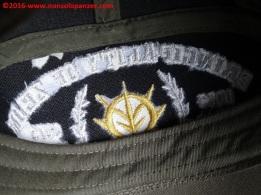 13 ZEON MILITARY APOLLO CAP MOSS - COSPA