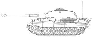 30 Tiger II Porsche