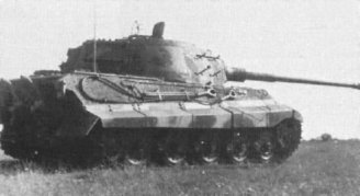 42 Tiger II Henschel Abt 505 Storical