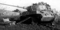43 Tiger II Henschel Abt 505 Storical