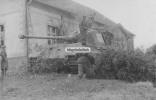 44 Tiger II Henschel Abt 505 Storical