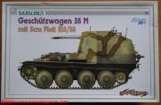 01 Geschutzwagen 38M Flak 103-38