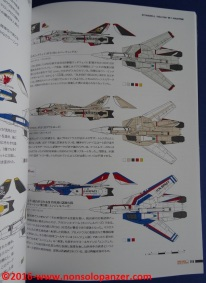 16 VF-1 Valkyrie Master File