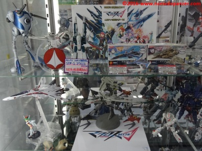 10 Macross items