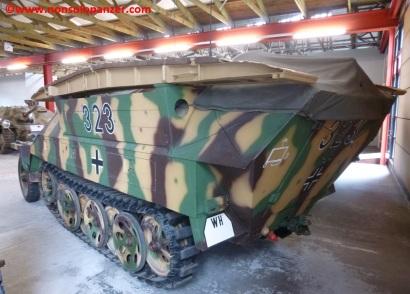 10 Munster Sdkfz 251-7