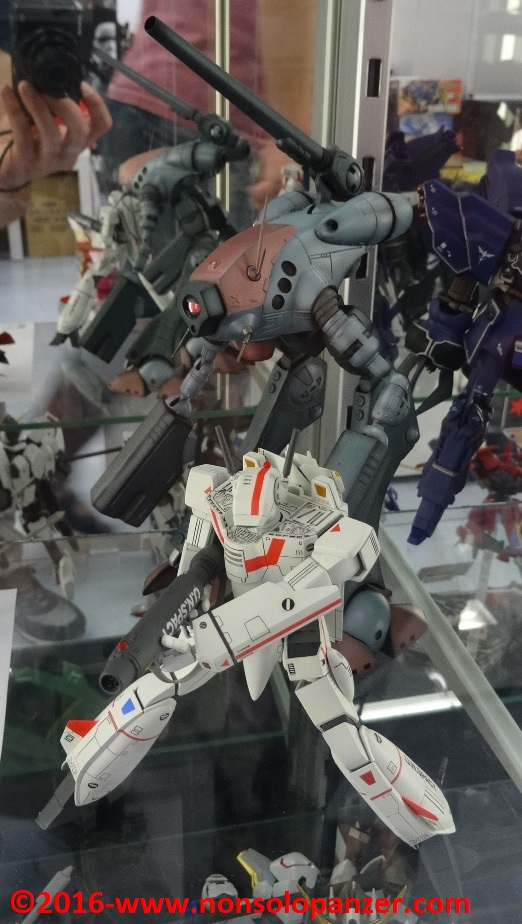 11 Macross items