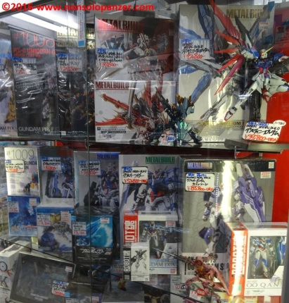 15 Mandarake Model Kits