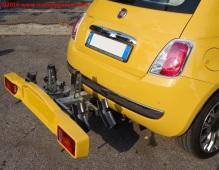23 Portabiciclette Fiat 500