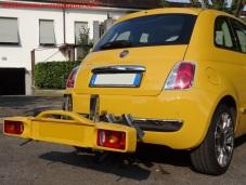 24 Portabiciclette Fiat 500