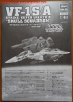 27 VF-1S-A Super-Strike Valkyrie