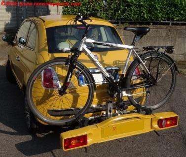 30 Portabiciclette Fiat 500