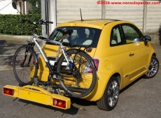 31 Portabiciclette Fiat 500