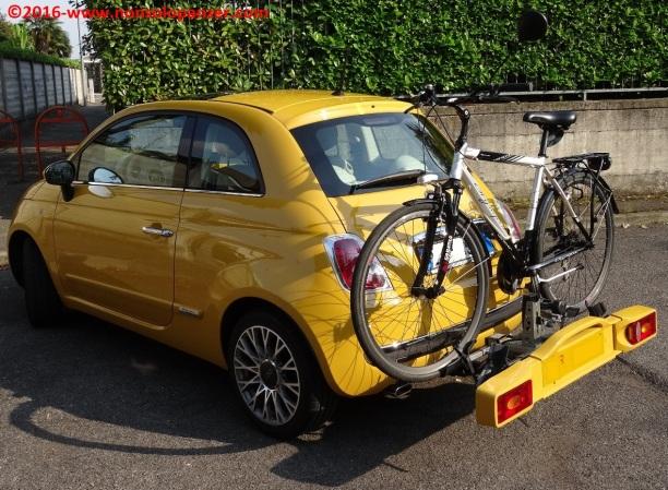 33 Portabiciclette Fiat 500