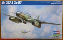 01 Me 262 A-2aU2 Hobby Boss