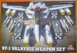 01 VF-1 Valkyrie Weapon Set 1-48