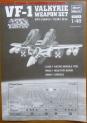 16 VF-1 Valkyrie Weapon Set 1-48