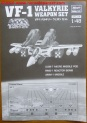 16 VF-1 Valkyrie Weapon Set 1-48