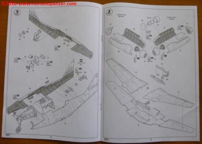 32 Me 262 A-2aU2 Hobby Boss