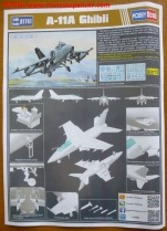 36 Me 262 A-2aU2 Hobby Boss