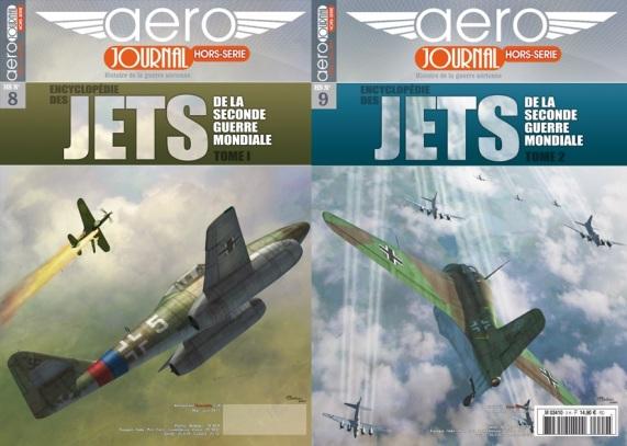 AJ 8 e 9 cover