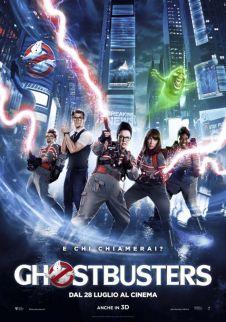 Ghostbusters 2016 locandina