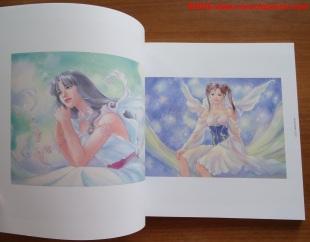 14-la-madonna-akemi-takada-illustrations-kimagure-orange-road-1987-2009