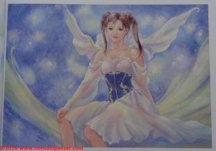 15-la-madonna-akemi-takada-illustrations-kimagure-orange-road-1987-2009