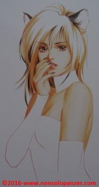 21-la-madonna-akemi-takada-illustrations-kimagure-orange-road-1987-2009