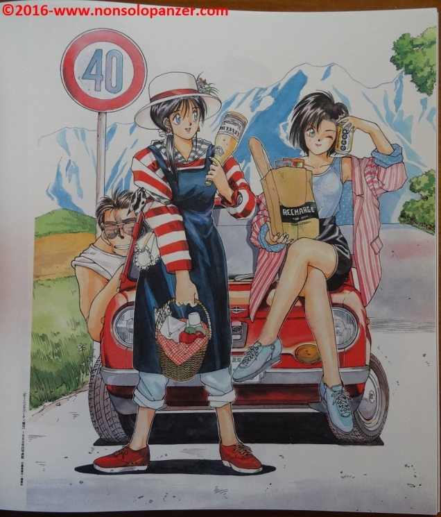 13-with-me-and-her-and-vehicles-kosuke-fujishima-artbook
