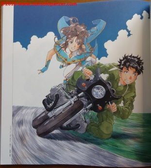 18-with-me-and-her-and-vehicles-kosuke-fujishima-artbook