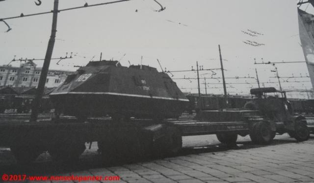 01 Panzer Draisine Museo Ferroviario Trieste Campo Marzio