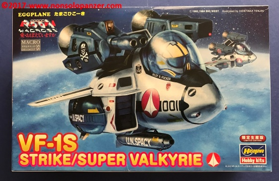 01 VF-1S Strike-Super Valkyrie SD