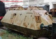 02 Panzer Draisine Museo Ferroviario Trieste Campo Marzio