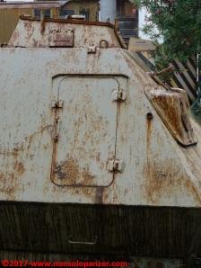 04 Panzer Draisine Museo Ferroviario Trieste Campo Marzio