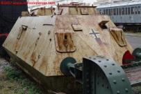 05 Panzer Draisine Museo Ferroviario Trieste Campo Marzio