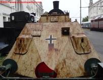 06 Panzer Draisine Museo Ferroviario Trieste Campo Marzio
