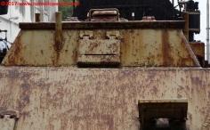 08 Panzer Draisine Museo Ferroviario Trieste Campo Marzio
