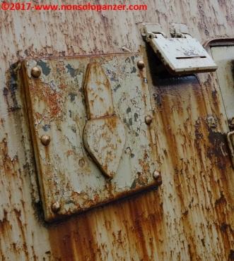 13 Panzer Draisine Museo Ferroviario Trieste Campo Marzio