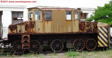 14 Museo Ferroviario di Trieste Campo Marzio