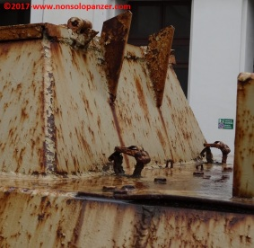 16 Panzer Draisine Museo Ferroviario Trieste Campo Marzio