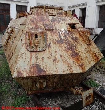 18 Panzer Draisine Museo Ferroviario Trieste Campo Marzio