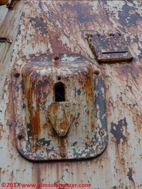 19 Panzer Draisine Museo Ferroviario Trieste Campo Marzio