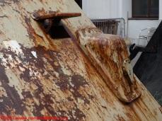 20 Panzer Draisine Museo Ferroviario Trieste Campo Marzio