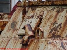 22 Panzer Draisine Museo Ferroviario Trieste Campo Marzio
