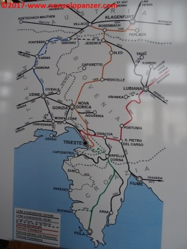 30 Museo Ferroviario di Trieste Campo Marzio