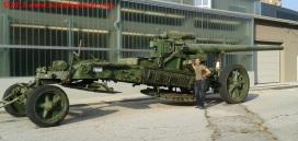 35 21cm Morser 18 Henriquez Trieste